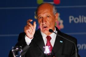 Lavagna llevó adelante el canje de la deuda durante el gobierno de Kirchner