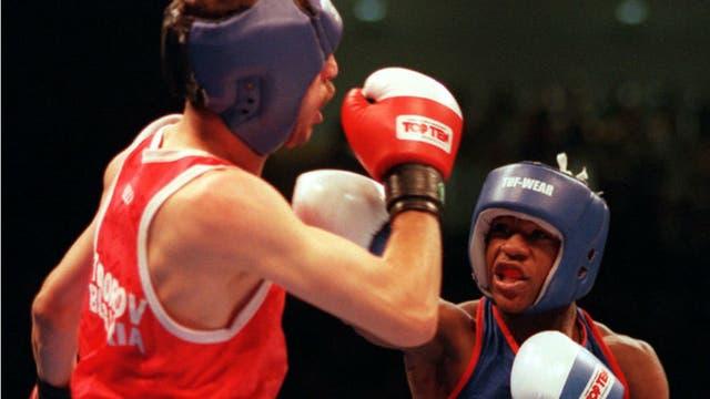 Atlanta 1996, la única vez que Mayweather fue derrotado: Todorov recibe su golpe