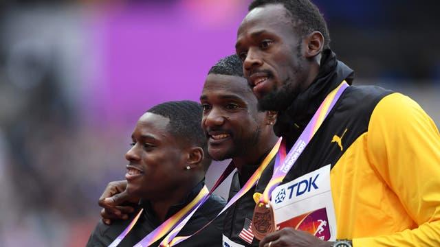 Gatlin, Bolt Y Coleman