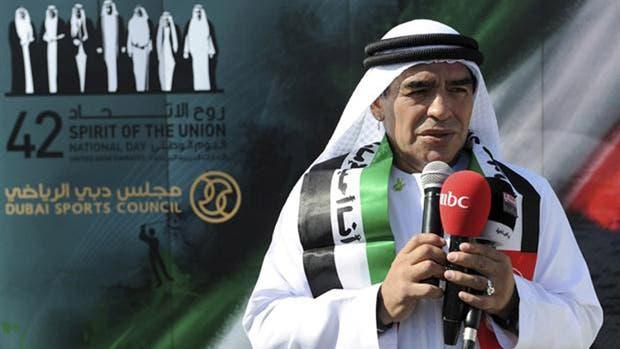 Maradona respaldó la decisión del seleccionado