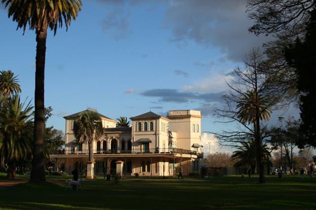 Parque Avellaneda (Foto gentileza del Gobierno de la Ciudad)