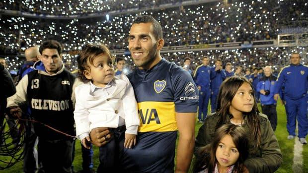 Superliga: Boca, a un paso de cerrar el regreso de Tevez