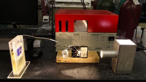 El prototipo de la celda solar capaz de transformar dióxido de carbono en combustible