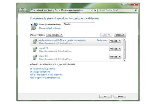 Media Streaming, la nueva función que trae la versión Release Candidate 1 que la diferencia de la Beta. Foto: Microsoft
