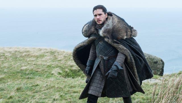 Jon sigue en Dragonstone
