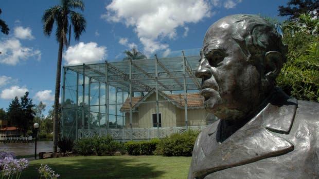 Sarmiento imaginó al Delta como un paraíso productivo al estilo del Mississippi