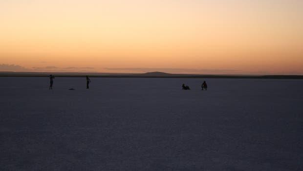 Al norte de Las Grutas, un paisaje único