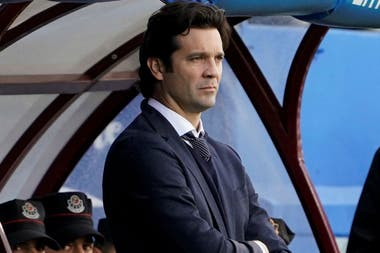 Solari's concern: he lost his first game as coach of Real Madrid