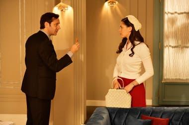 Lucía y Torcuato siguen casados, pero ya no estarán juntos
