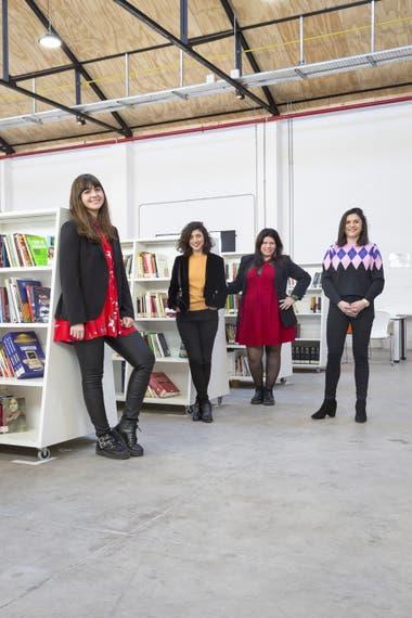 Belén López Peiró, Mercedes Halfon, Dolores Reyes y Julia Coria, en primera persona