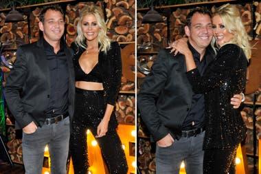 Barbie Simons se mostró muy romántica junto a su novio, Maximiliano Klevelich