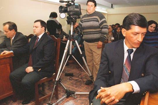Por el crimen condenaron a Guillermo Luque como autor de violación y homicidio, y a Luis Tula, como partícipe necesario, presunto entregador para el abuso sexual. Foto: Archivo