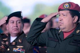 Chávez, durante la presentación de ayer