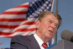 Ronald Reagan confundió Brasil con Bolivia en una de sus escalas por Sudamérica