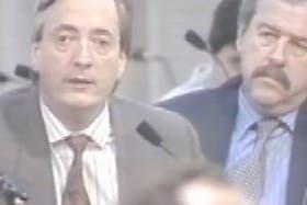 Un fragmento de la película de Néstor Kirchner, dirigida por Adrián Caetano
