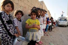 Combatir el hambre, la prioridad de los Objetivos de Desarrollo del Milenio que vencen en 2015