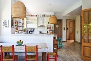 Solución 362: ideas para aprovechar al máximo un living con cocina integrada