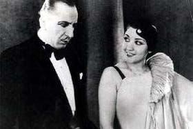 Pepe Arias y Alicia Vignoli, en la película de Luis Moglia Barth