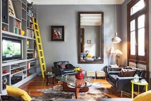 Claves darle un estilo contemporáneo a un ambiente clásico