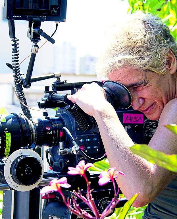 Kris Niklison, su ojo, su cámara y su mundo natural