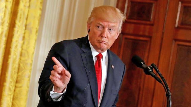 El 53% de la población reprueba la gestión de Trump