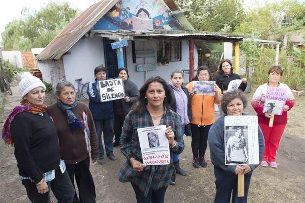 En Villa París, un asentamiento del partido de Almirante Brown, un grupo de mujeres tiene su lugar de encuentra