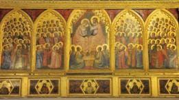 Los rojos de Giotto se hacían con cinabrio.