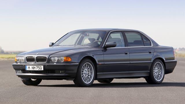 BMW Serie 7 Generación III