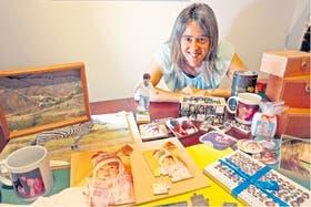 Luz Menéndez Behety armó la empresa con su padre, Carlos, hace dos años
