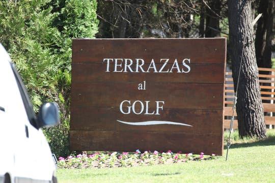 El complejo Terrazas al Golf, el proyecto inmobiliario que Yabrán no pudo ver concluído. Foto: lanacion.com / Sebastián Rodeiro