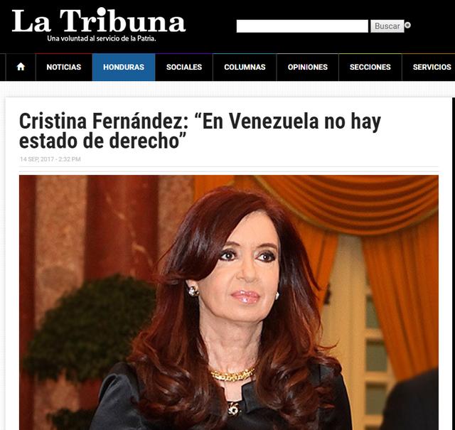 La Tribuna (Honduras)
