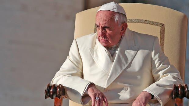 El Papa expreso su preocupación por el atentado en Barcelona