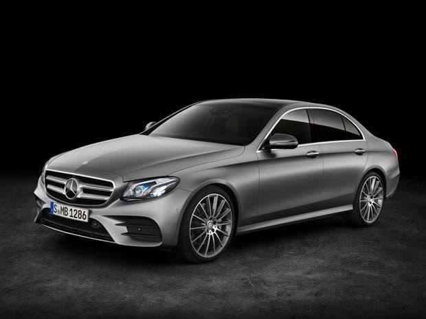 Exclusivo, el Clase E 400 4Martic de Mercedes-Benz