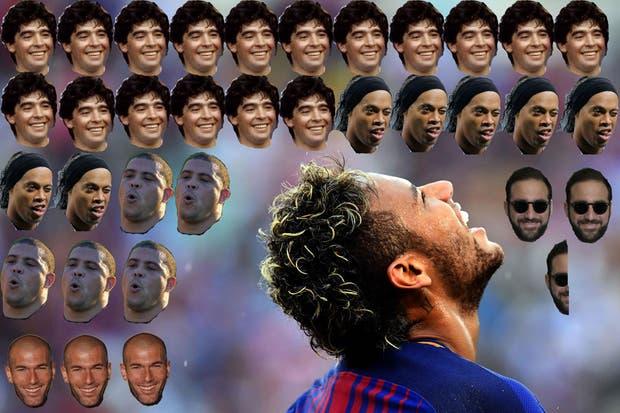Neymar, una fortuna sin comparación