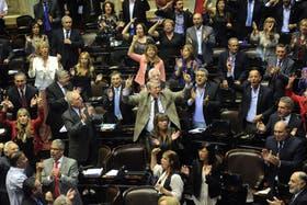 Poca participación de algunos legisladores opositores