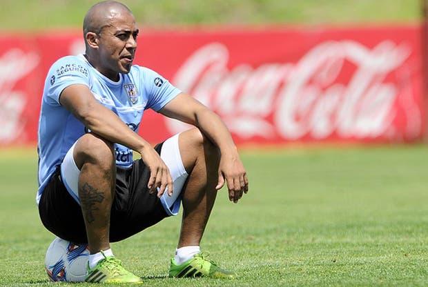 Arévalo Ríos y la selección uruguaya