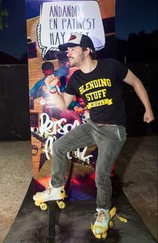 Felipe Colombo, en la octava edición del Personal Fest. Foto: Urban Pr