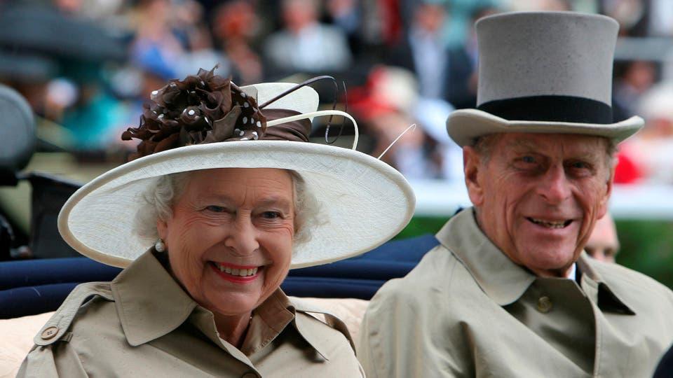 El 21 de junio de 2007 durante una celebración en Gran Bretaña. Foto: Reuters