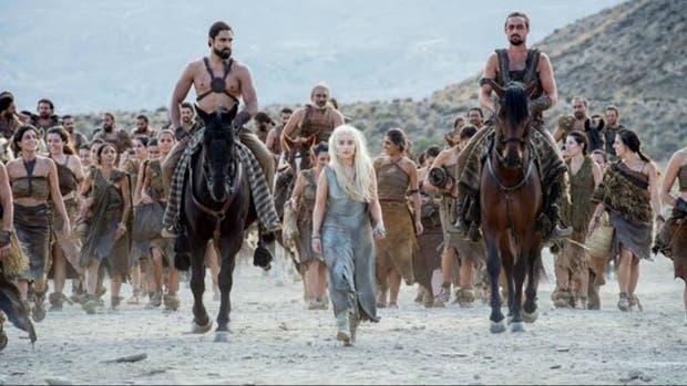 Larga vida para Game of Thrones