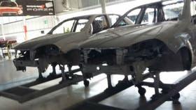 Subió la producción de autos el mes pasado