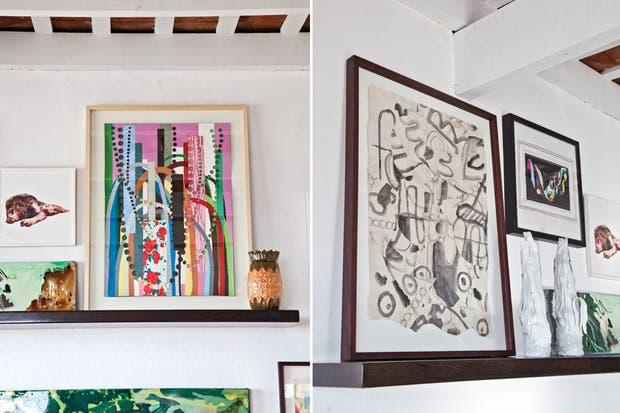 Fondos De Pared De Living Decoracion ~ Ideas para decorar tus paredes  Living  ESPACIO LIVING