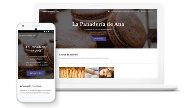 Google facilita la presencia online para pymes y pequeños emprendimientos