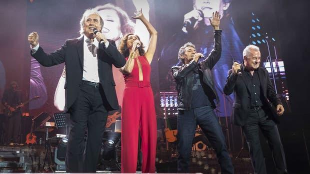 Joan Manuel Serrat, Ana Belén, Miguel Ríos y Víctor Manuel: El Gusto es Nuestro