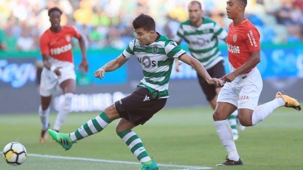 Marcos Acuña debutó con un triunfo en Sporting de Lisboa