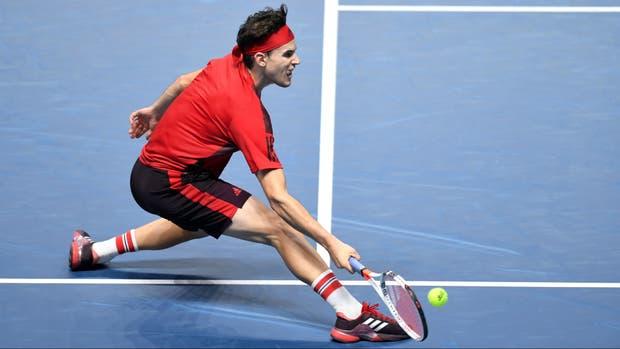 Búlgaro Dimitrov, segundo semifinalista de Finales de ATP en Londres