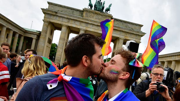 Alemania aprueba el matrimonio igualitario