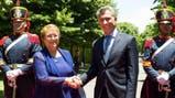 Fotos de Michelle Bachelet