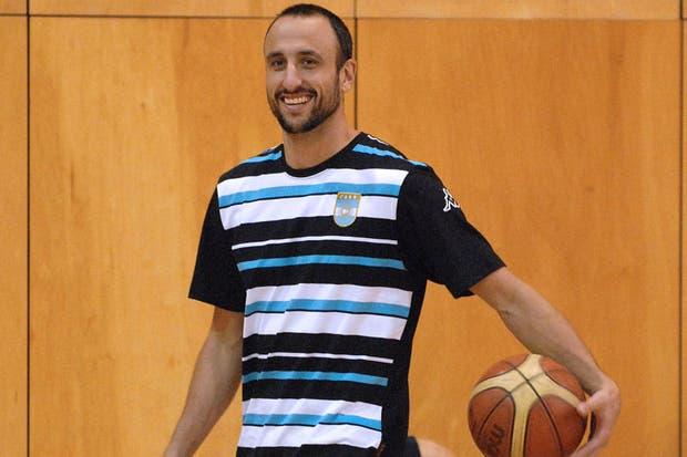 Manu evoluciona pero depende de la autorización de los Spurs