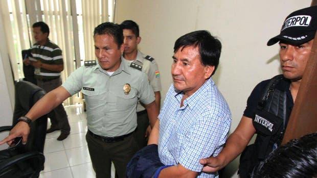 Atraparon en Bolivia al empresario narco Sejas Rosales