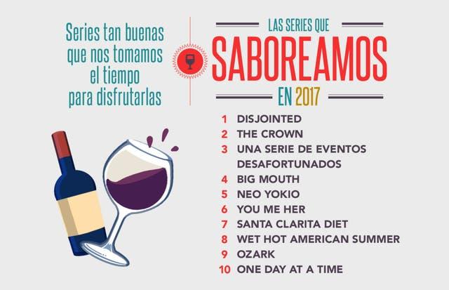 Según las cifras de Netflix, los argentinos vimos Disjointed y The Crown de a un episodio a la vez